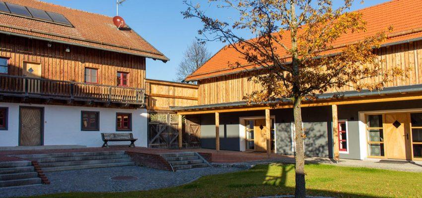Eventlocation und Seminar - Hof